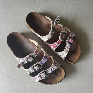 Pampillo by BIRKENSTOCK Floral Sandals